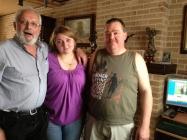 Freddy met Harald & Justyna
