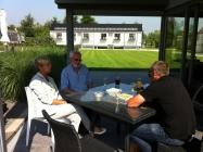 Freddy & Kristien met Koen Meerschaert