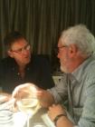 Freddy met Luc Van Hoecke
